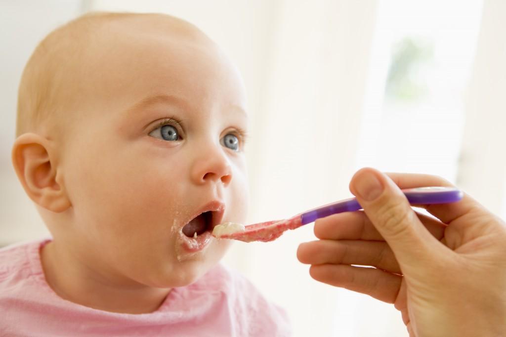 10 Papinhas Nutritivas Para Bebês