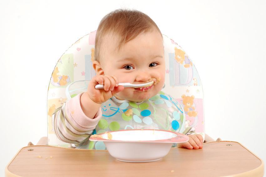 As Cinco Papinhas Mais Saudáveis Para O Seu Bebê