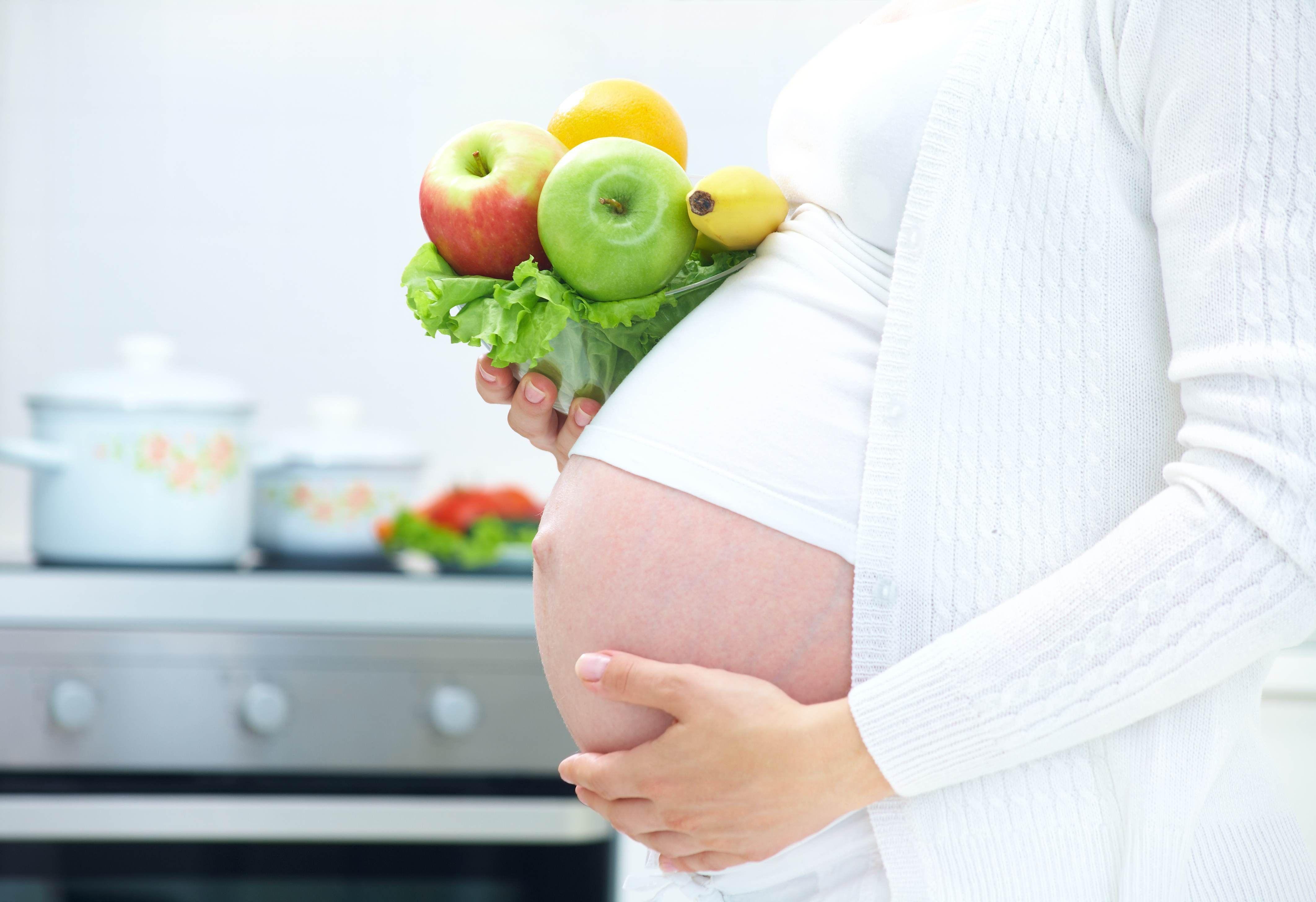 Dieta Vegetariana Durante A Gravidez