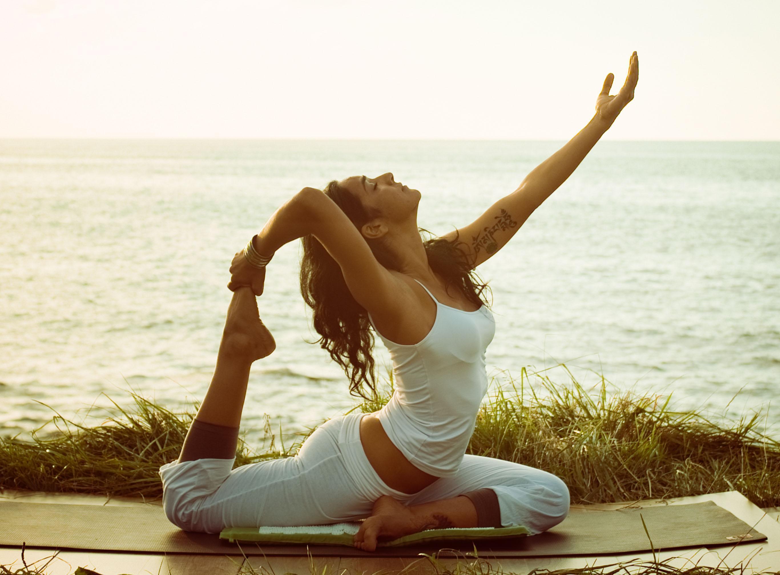 Exercícios De Yoga: Um Importante Aliado No Combate Ao Estresse