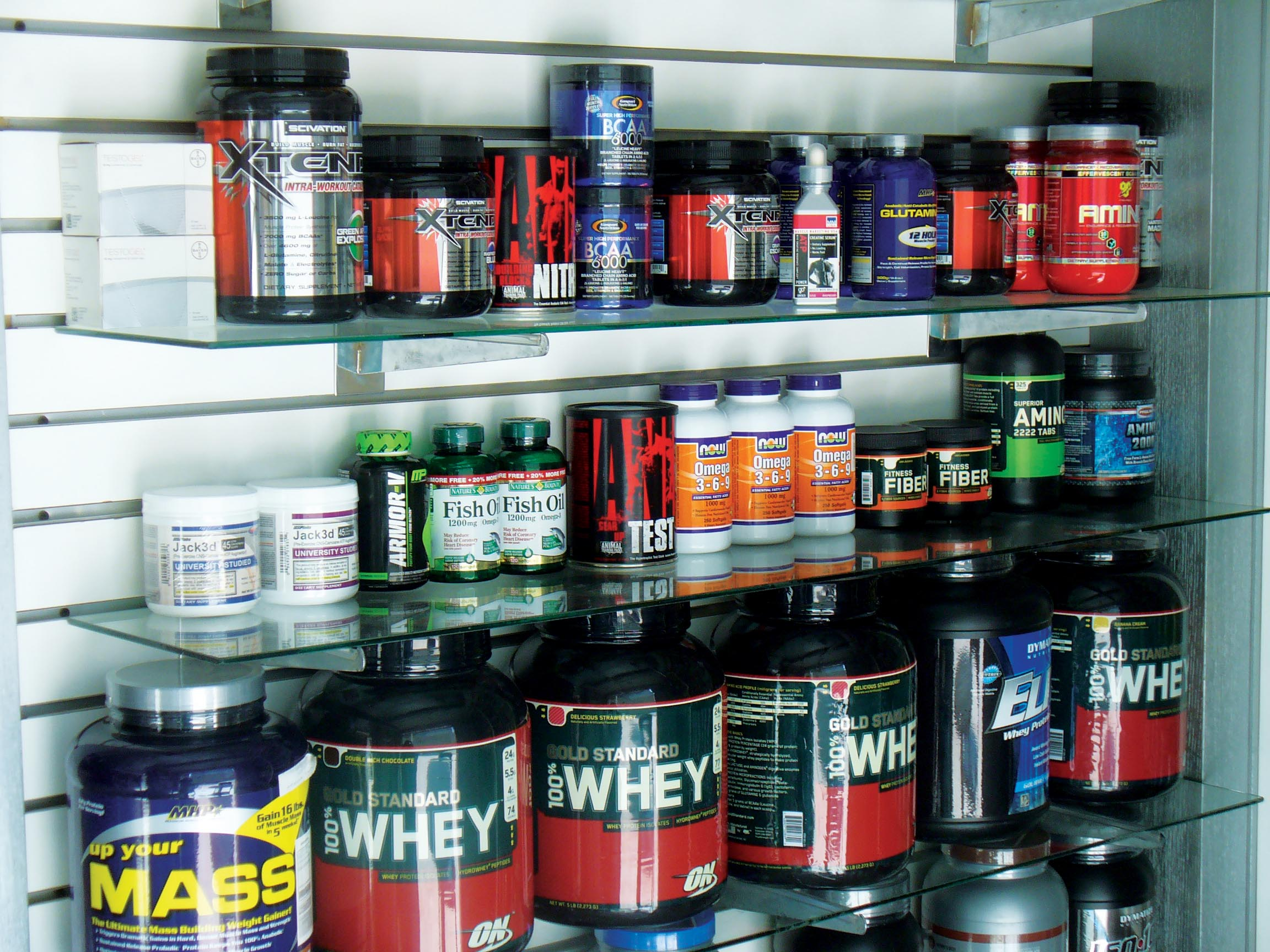 Os Melhores Suplementos Para Aumentar A Massa Muscular