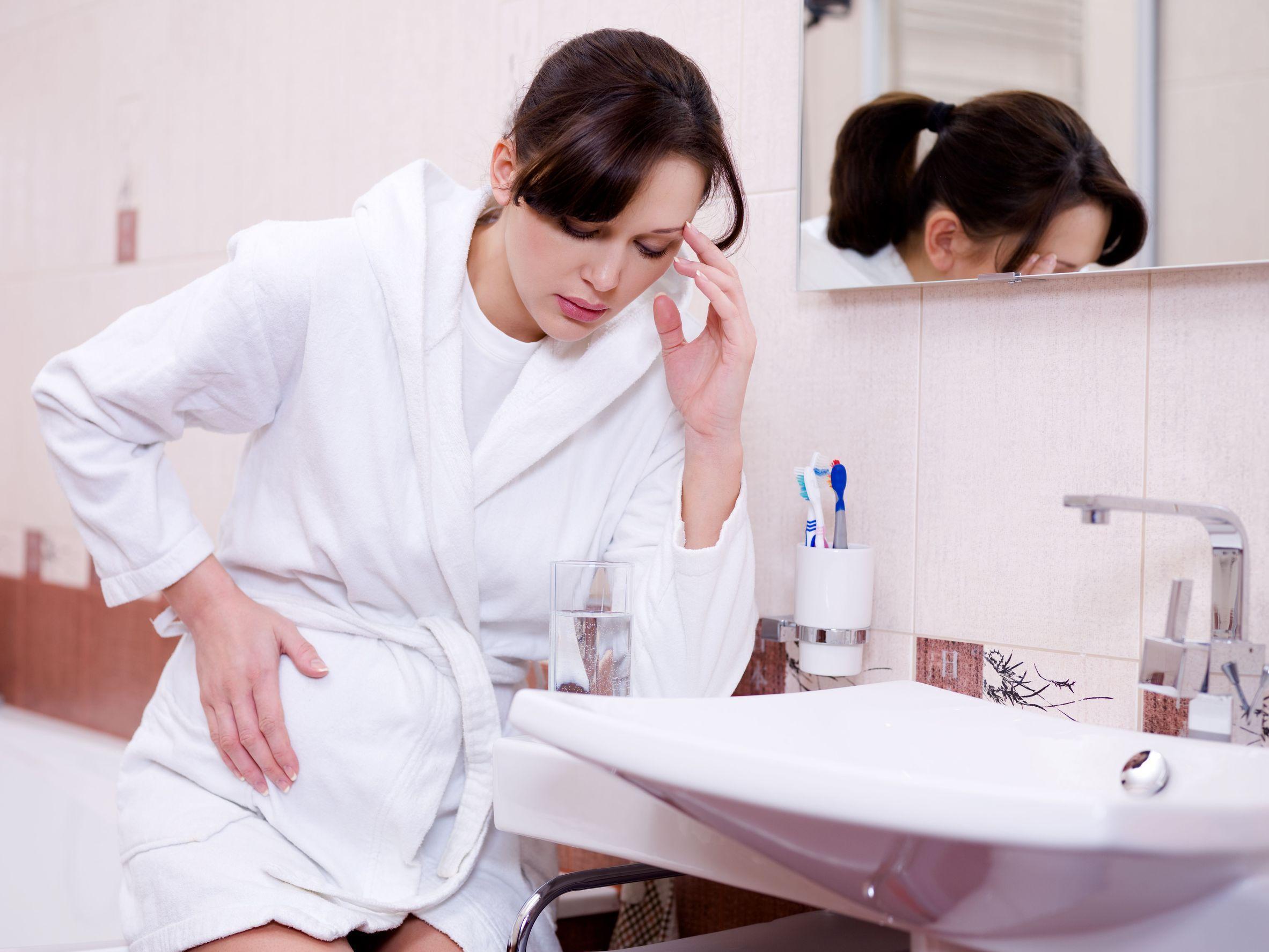 Tratamento Natural Para O Enjoo Matinal