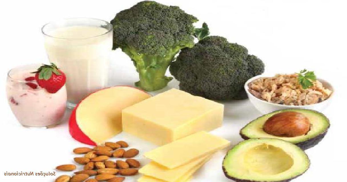 5 Alimentos Para Combater os Quilos Extras e a Osteoporose