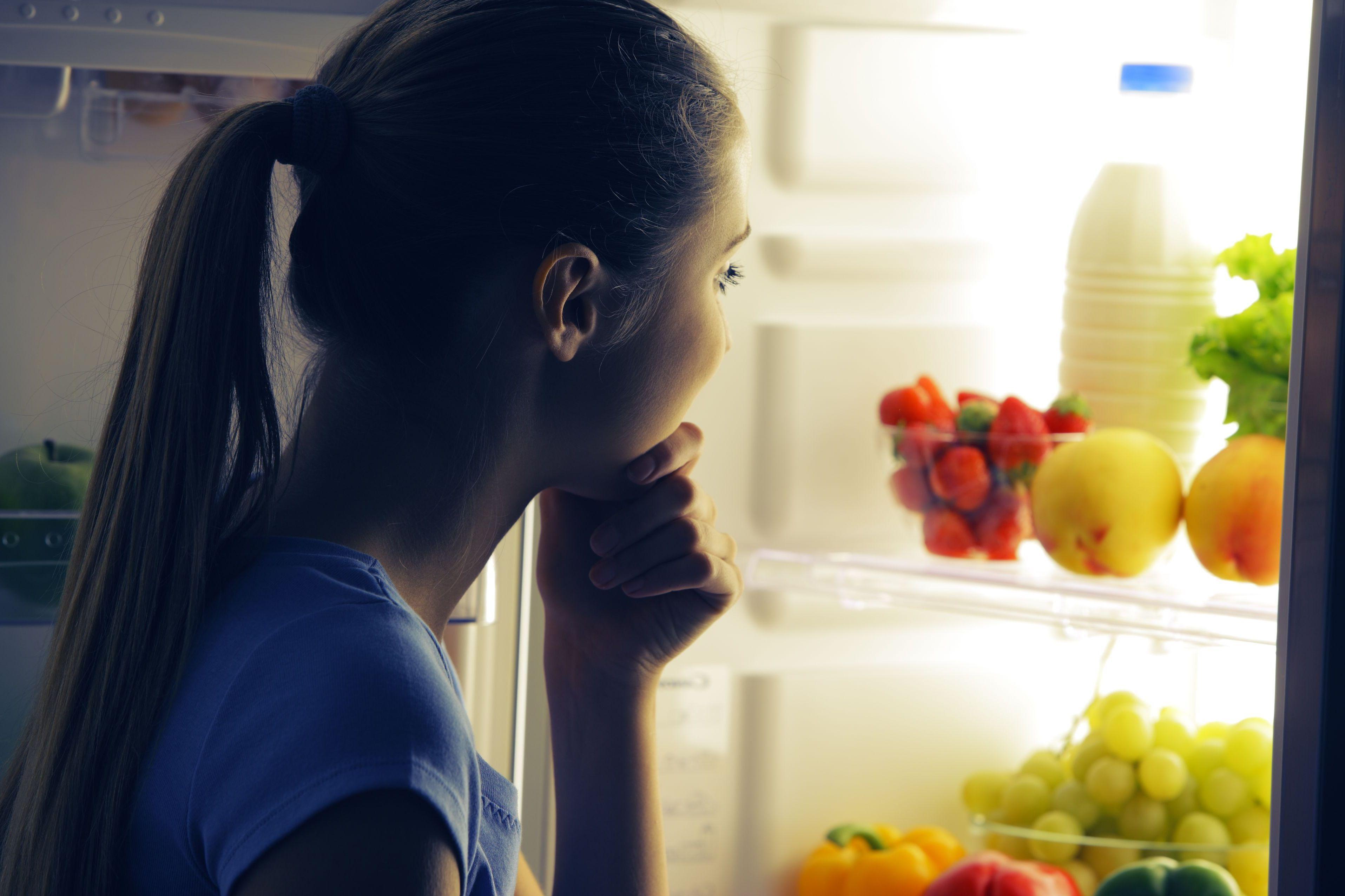 5 Passos Para Parar de Comer à Noite