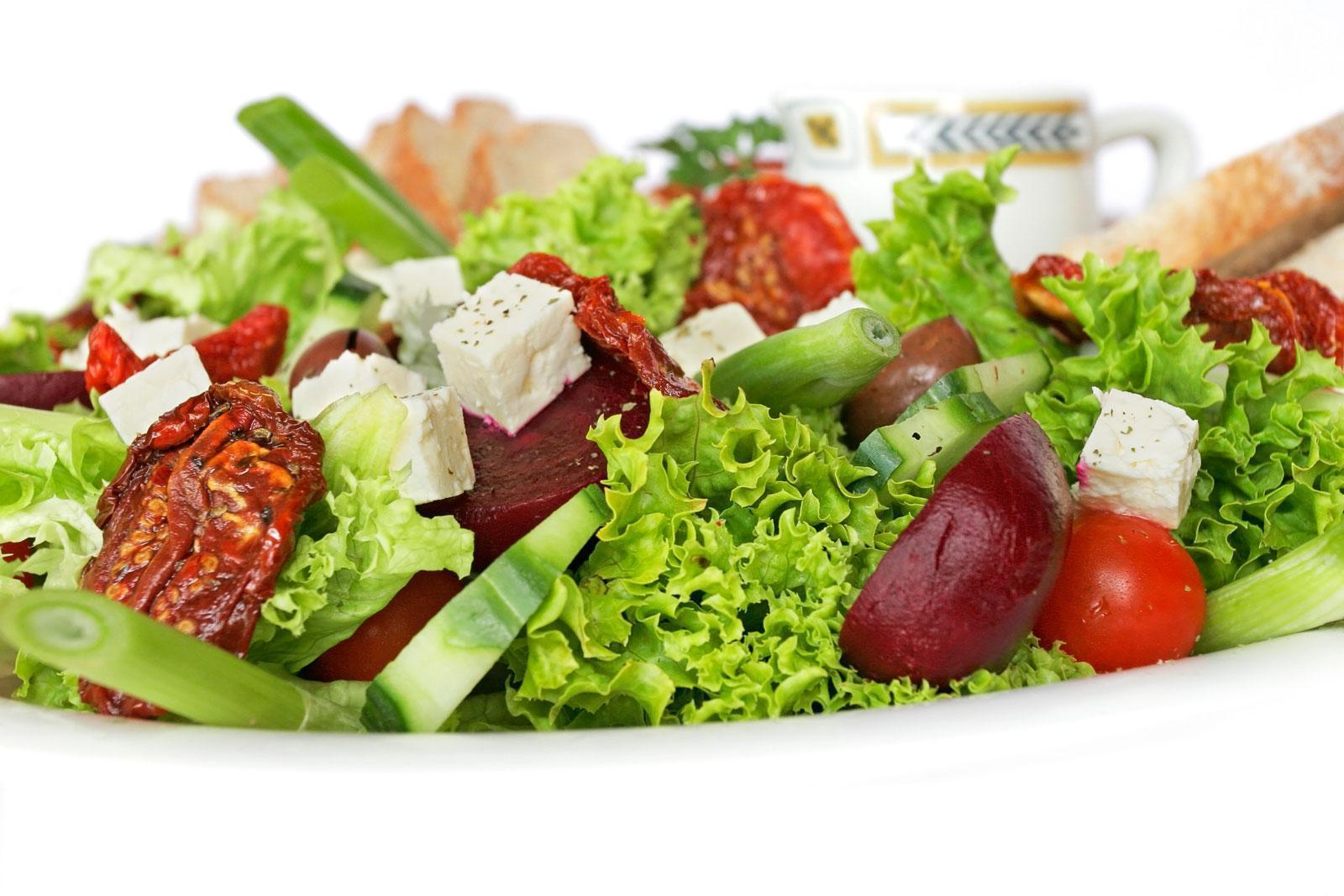 As Saladas Podem Engordar?