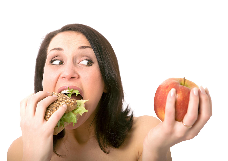 Assuma o Controle do que Você Come para Emagrecer