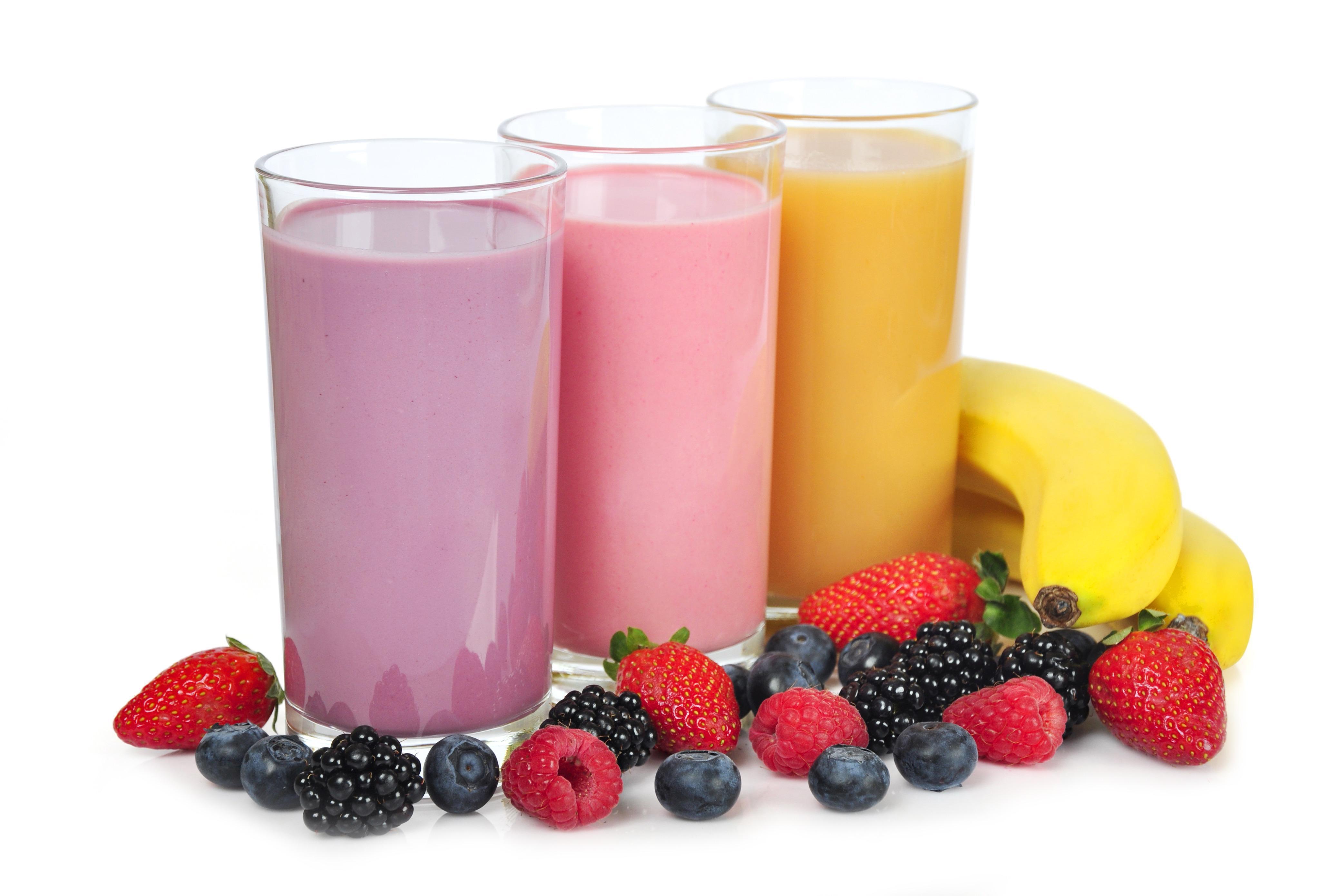 Batida de Frutas e Milho Para Emagrecer