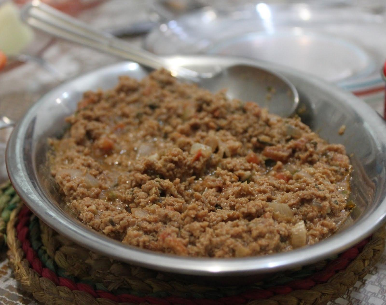 Carne Moída na Dieta Para Emagrecer?