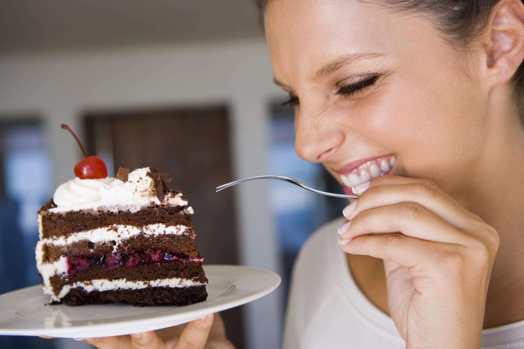 Por Que é Tão Difícil Parar de Comer Doces?
