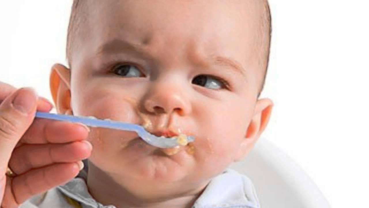 Truques Para o Seu Bebê Comer Bem