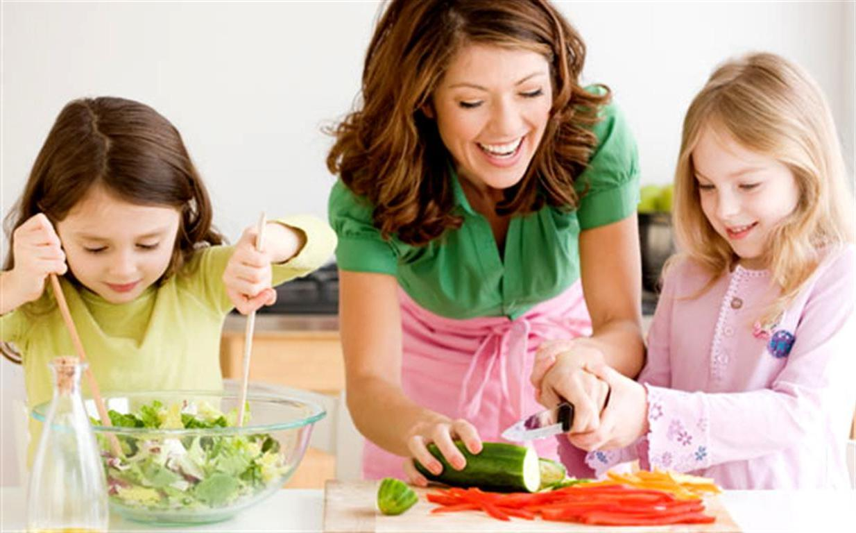 Dicas Para a Criança Aprender a Ter Uma Nutrição Adequada