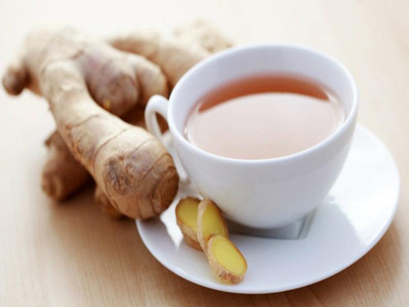 Por Que Tomar Chá de Gengibre?