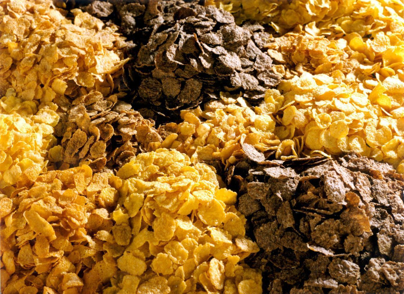 Cereais Matinais, Nutrição e Alimentação