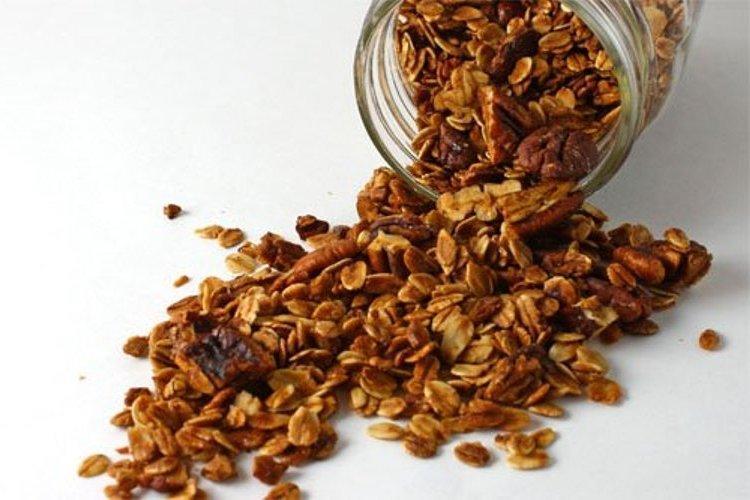 Granola, Uma Bomba Vitamínica