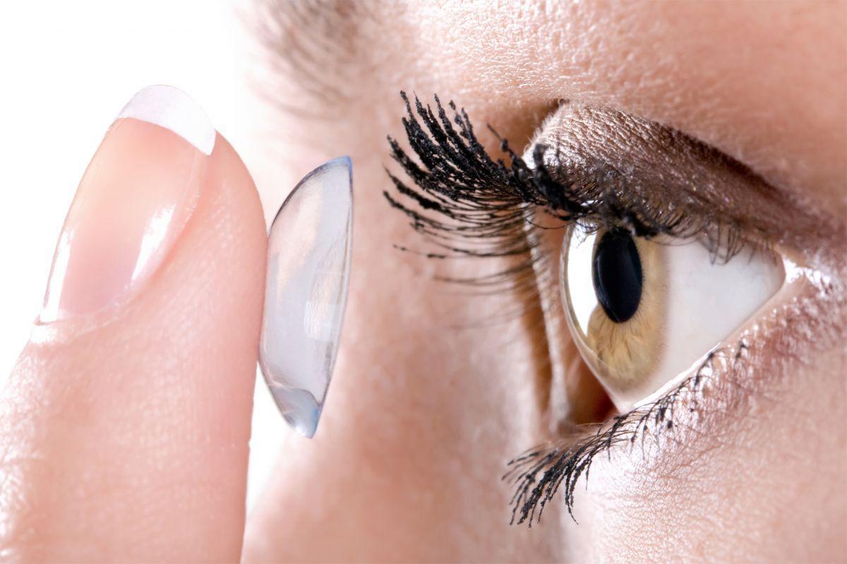 Lente Que Protege o Olho da Degeneração Macular