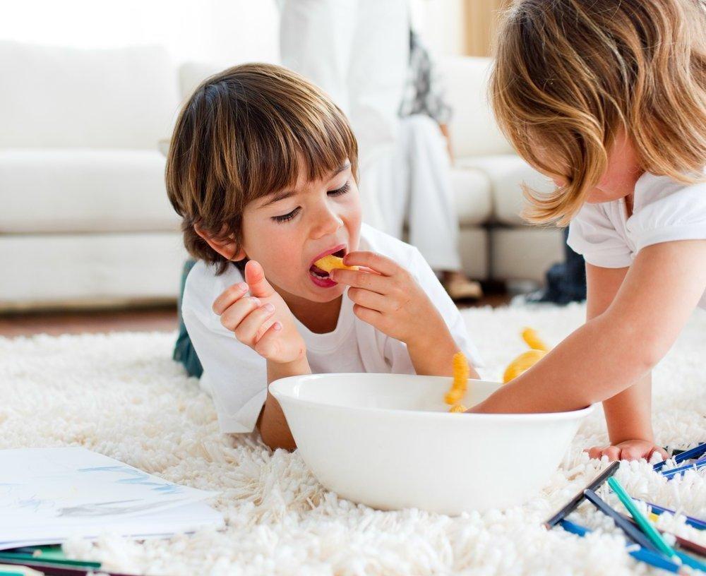 Os Efeitos da Gordura na Alimentação Infantil