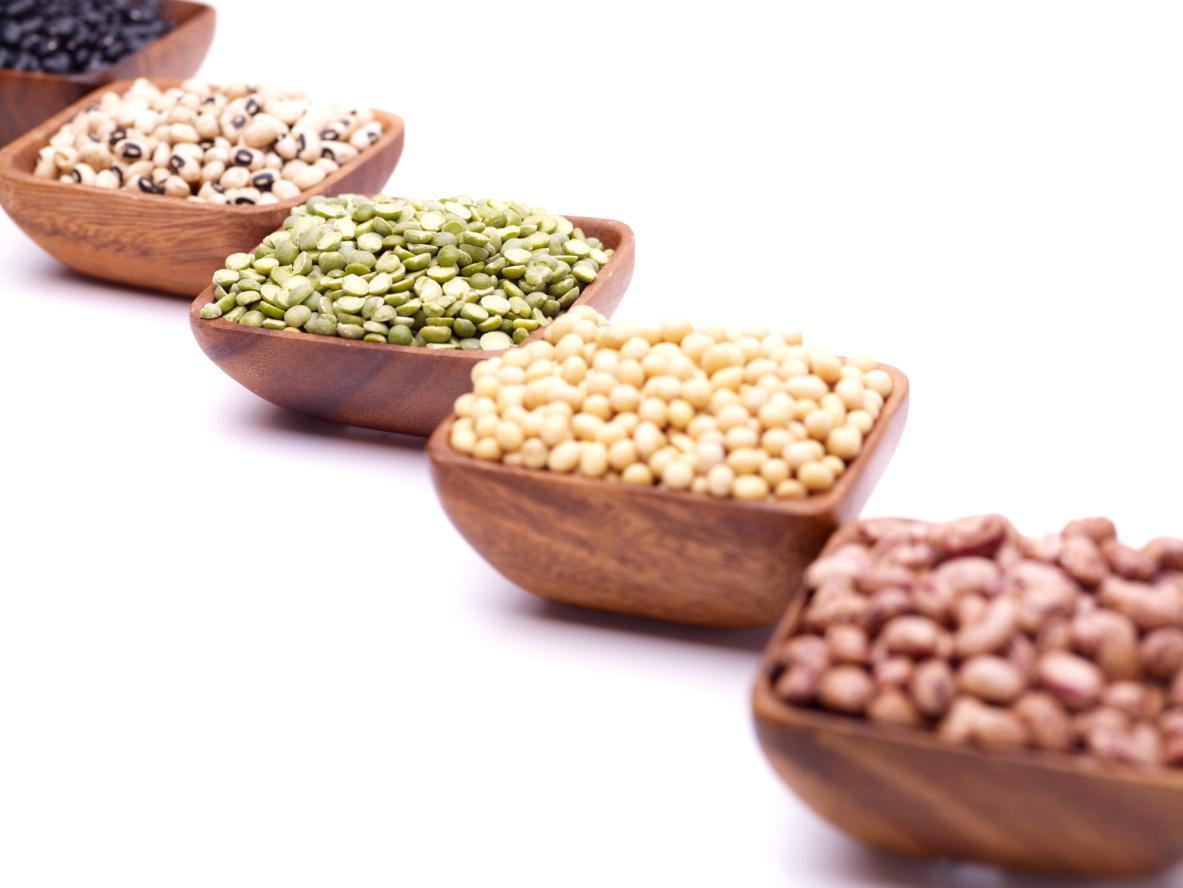Alimentos Ricos Em Proteínas Vegetais