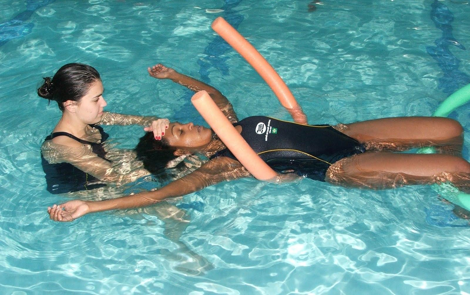 Saiba Como Funciona a Hidroterapia