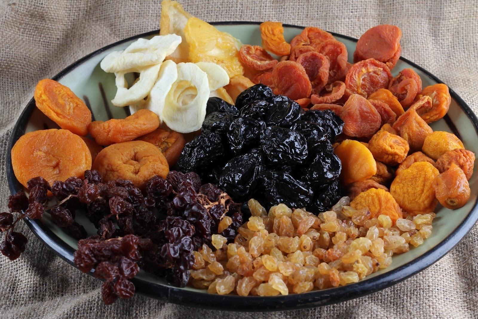Saiba as Diferentes Propriedades Entre as Frutas e os Frutos Secos