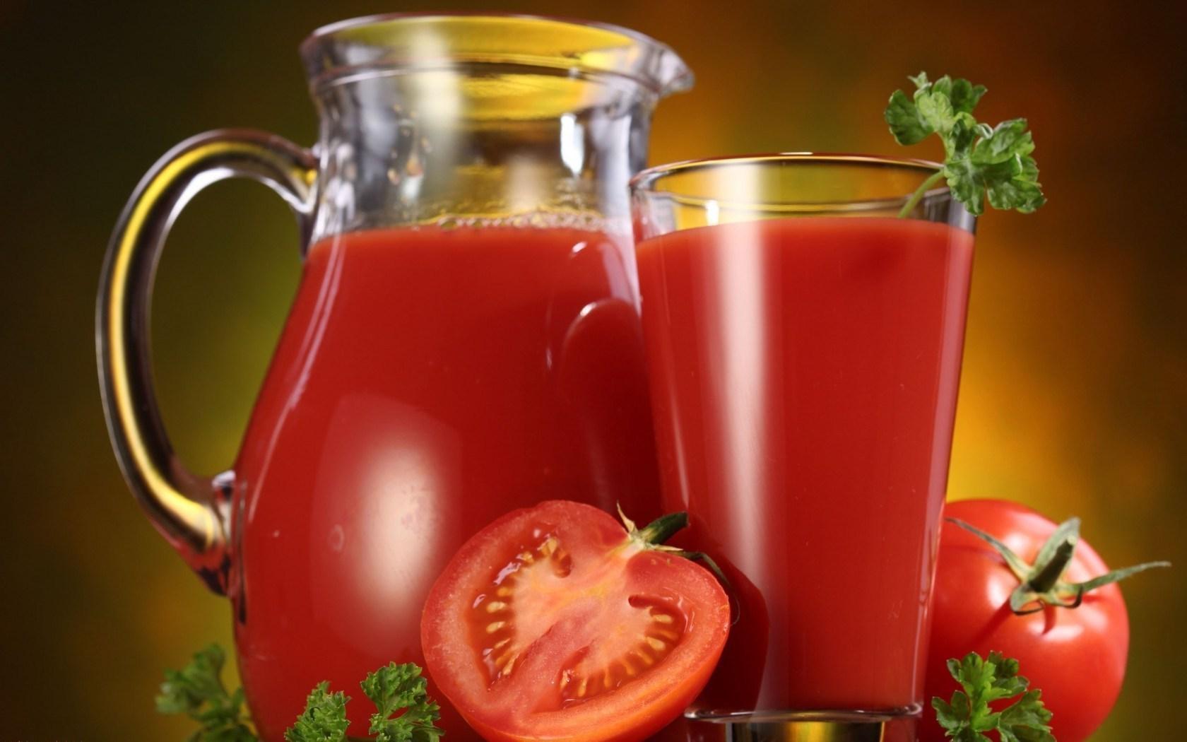 Benefícios do Suco de Tomate Para a Saúde