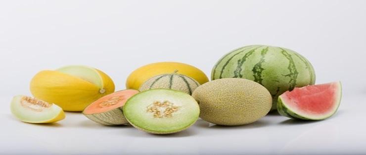 As Frutas Mais Hidratantes do Verão