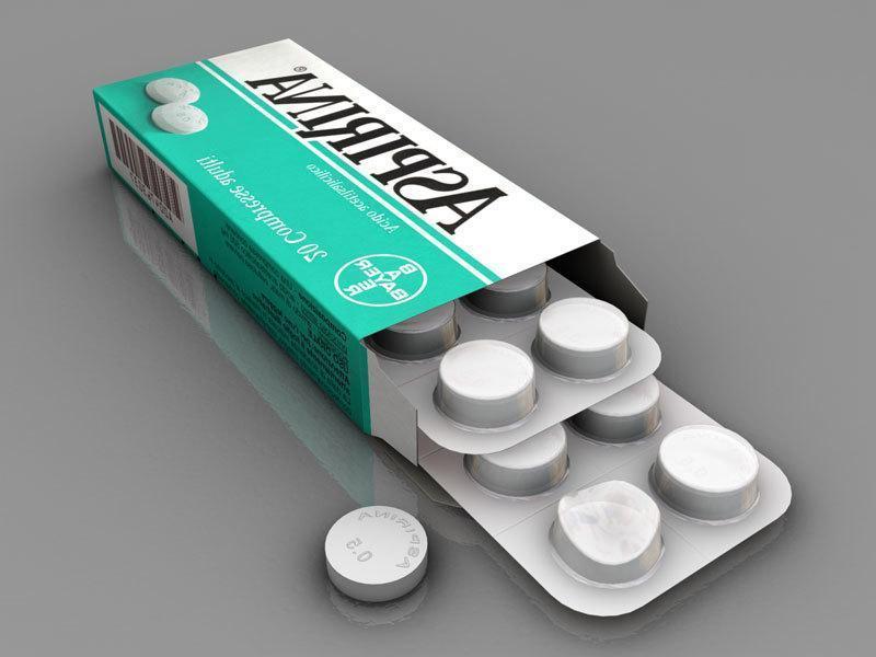 FDA Questiona a Eficácia da Aspirina Para Evitar um Primeiro Ataque Cardíaco