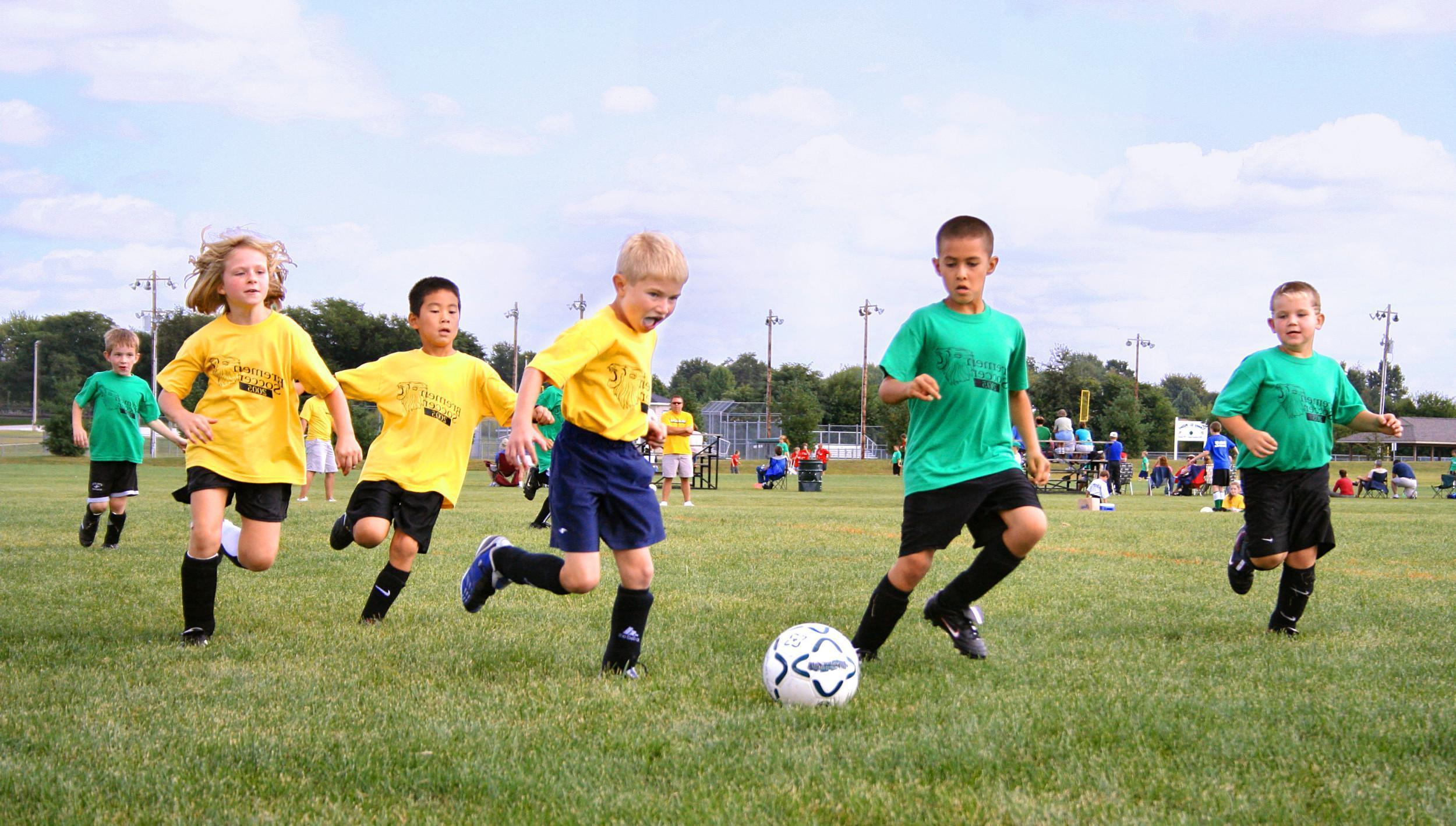 10 Dicas Para Motivar os Seus Filhos a Realizarem Atividade Física
