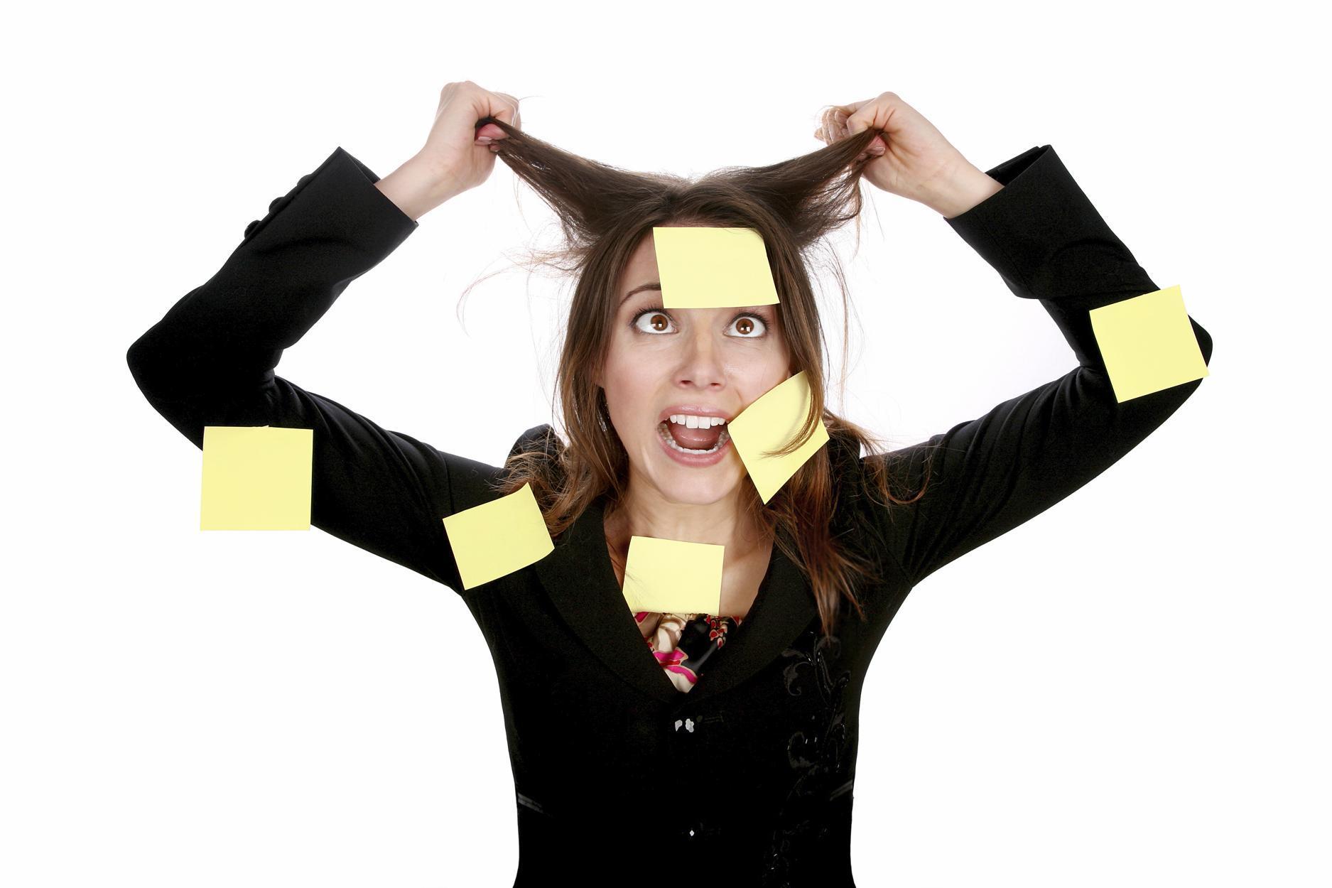 Os Efeitos do Estresse Sobre o Corpo