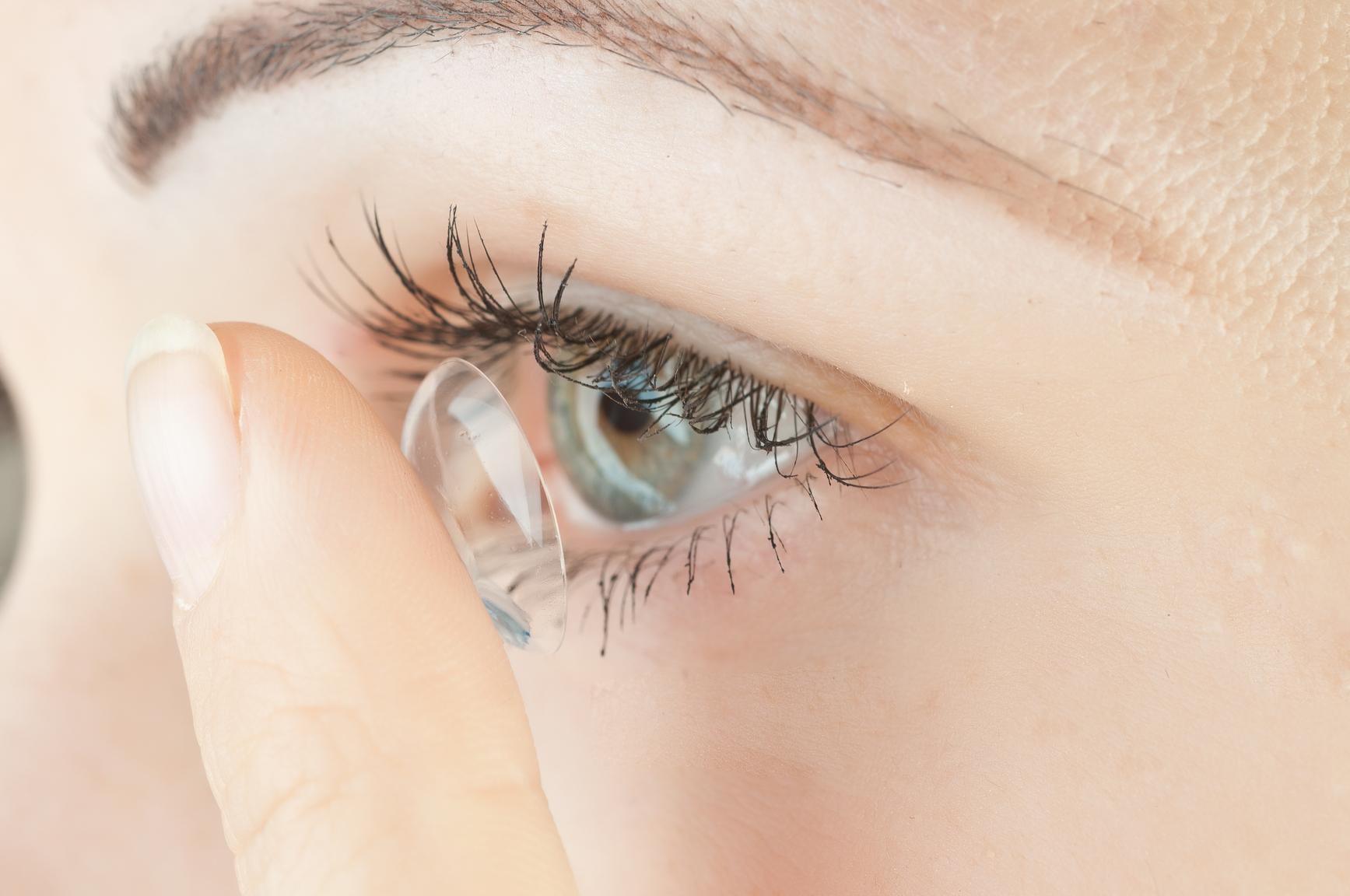 10 Dicas Para Proteger a Sua Visão Quando Você Usa Lentes de Contato