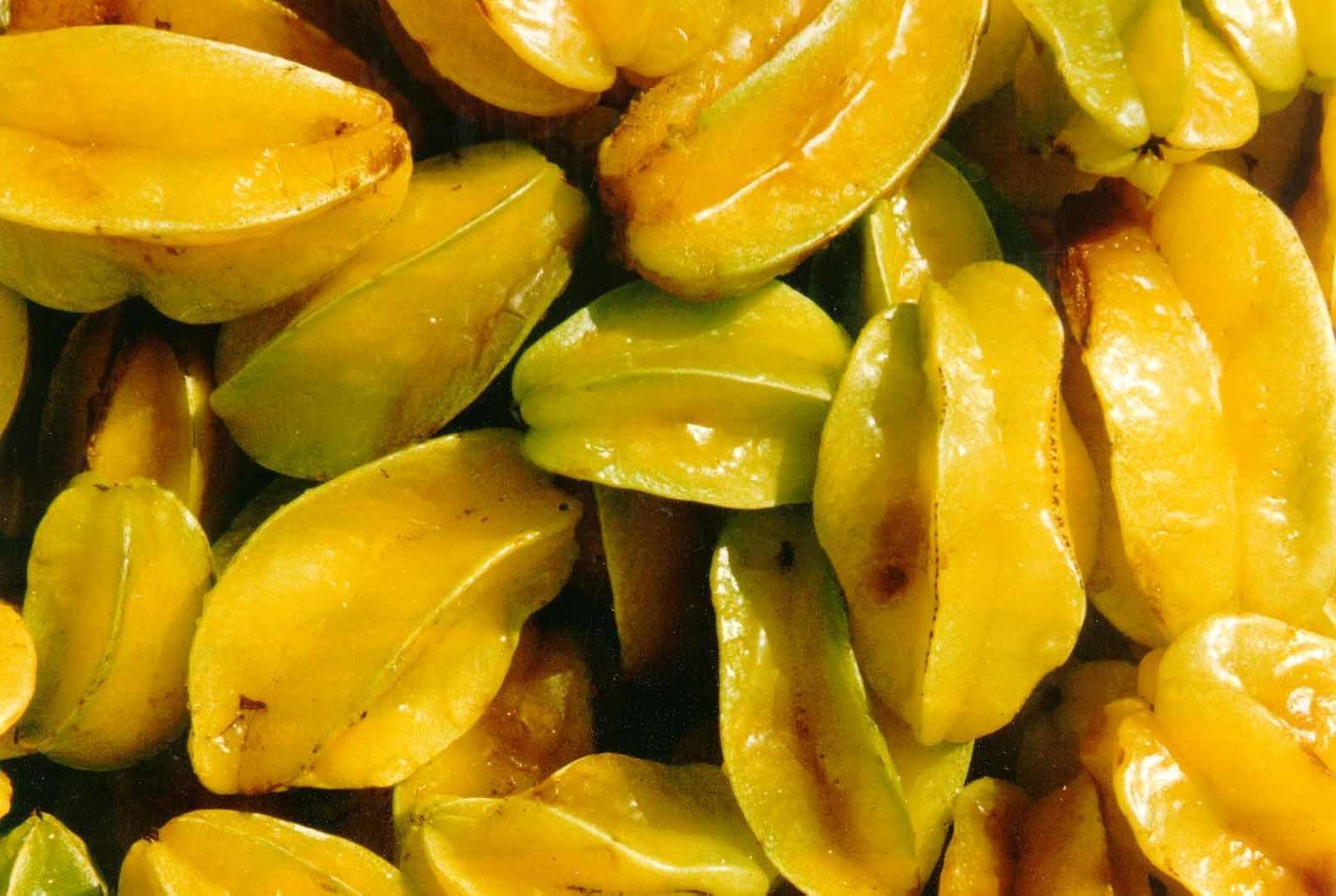 Carambola: Uma Fruta Laxante Para Sua Dieta Rica em Fibras