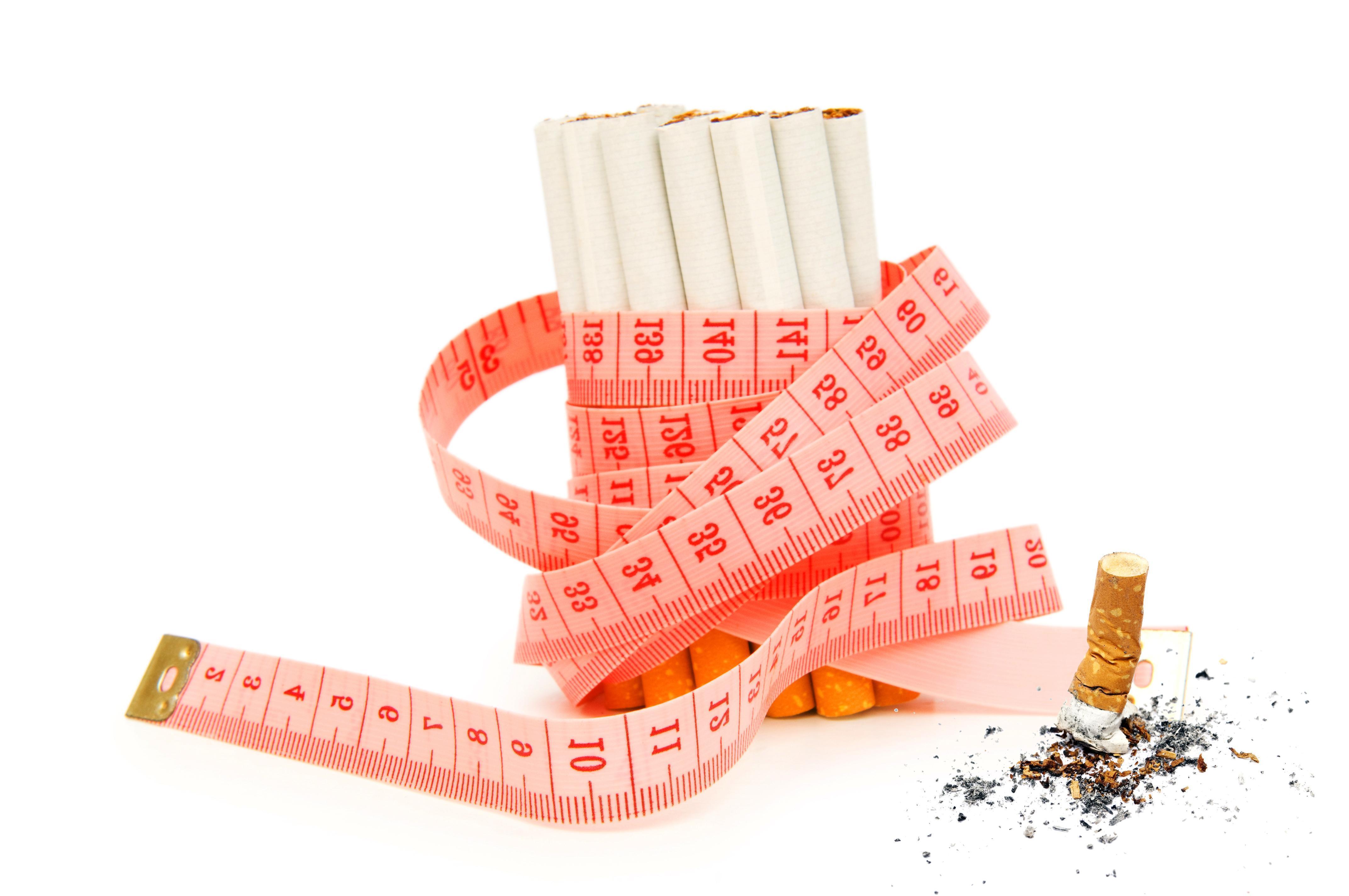 Razões Pelas Quais Engordamos ao Parar de Fumar