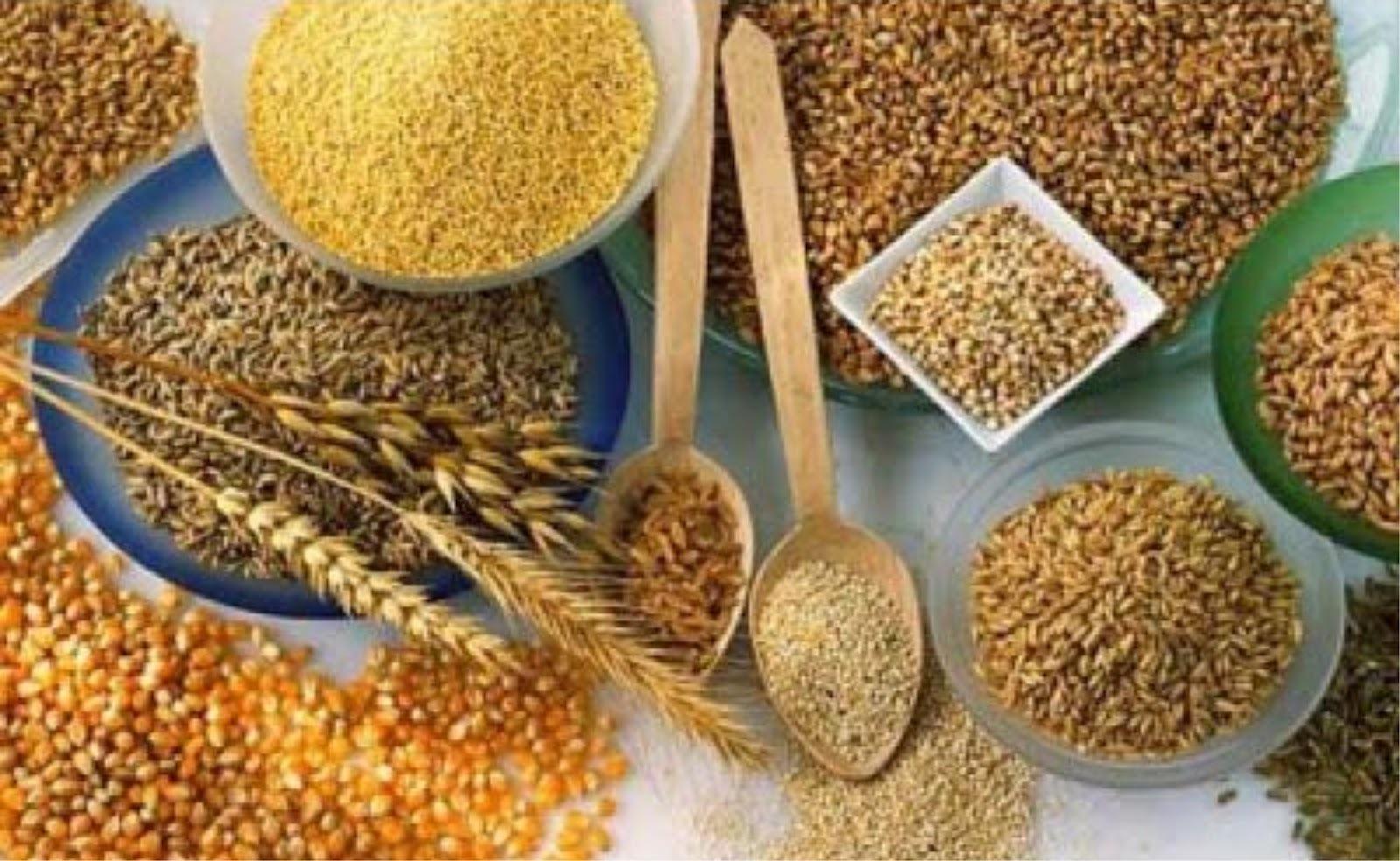 A Importância e As Propriedades dos Cereais na Alimentação