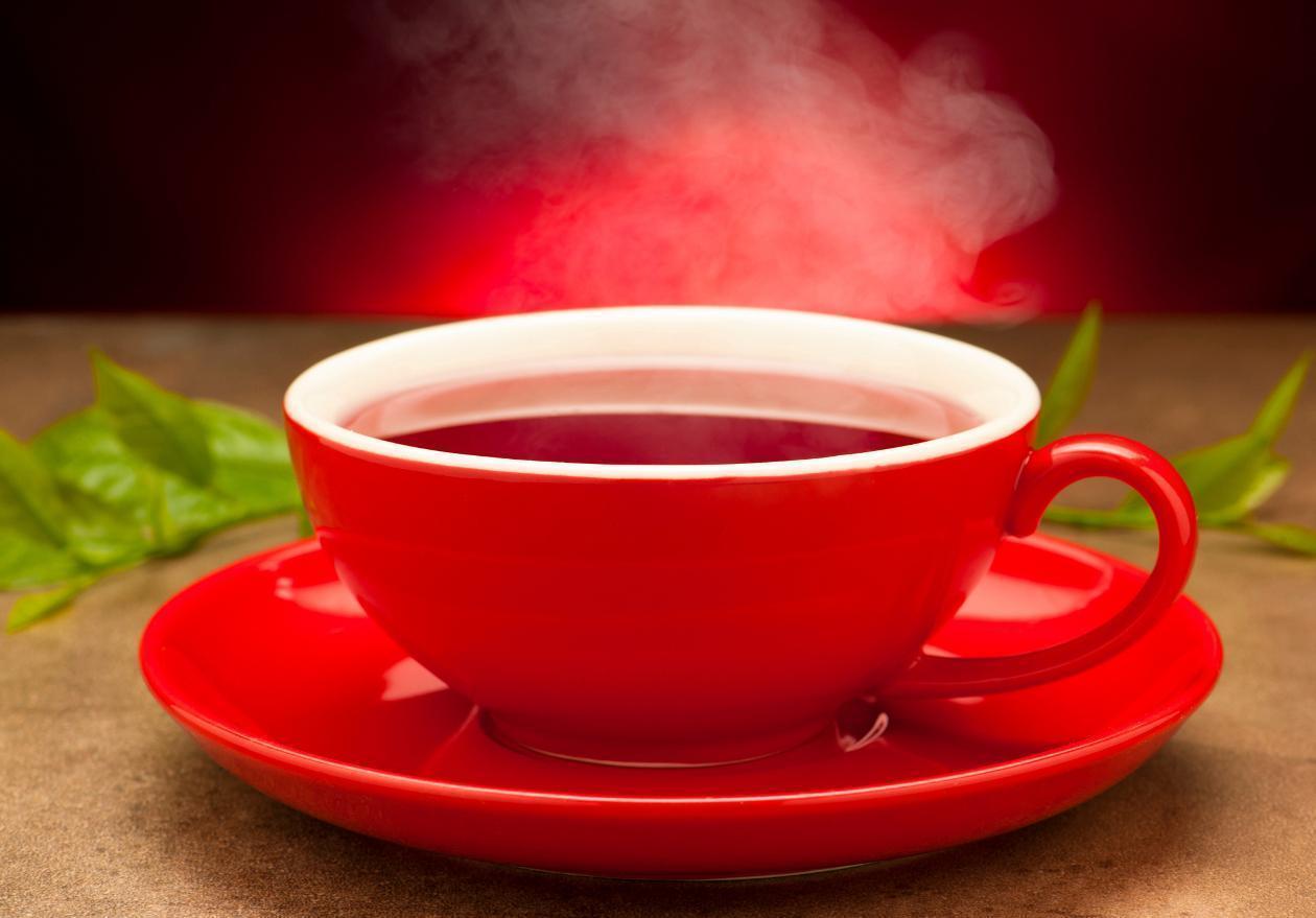 Chá Vermelho Para Combater o Estresse
