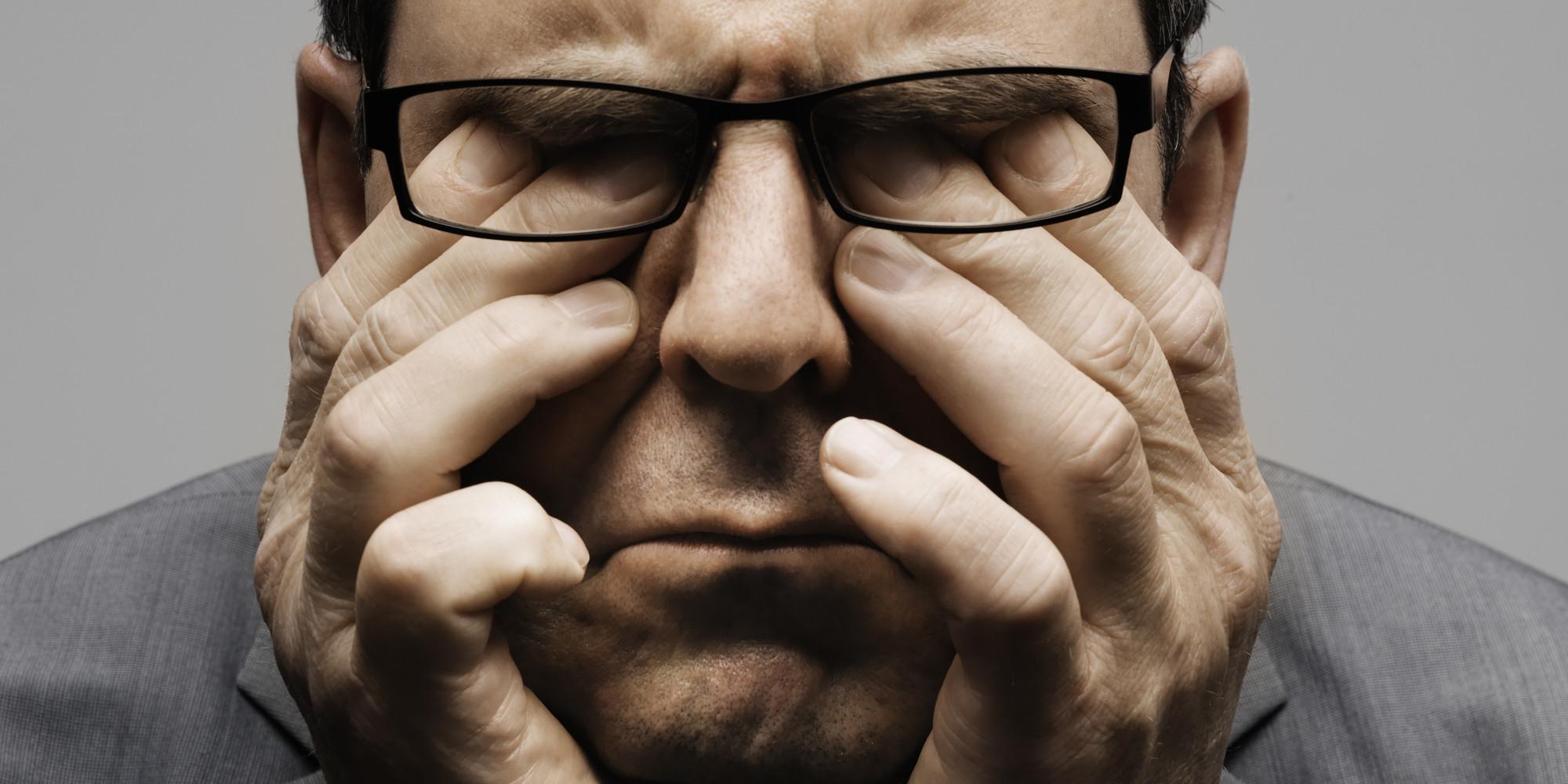 Principais Sintomas de Estresse