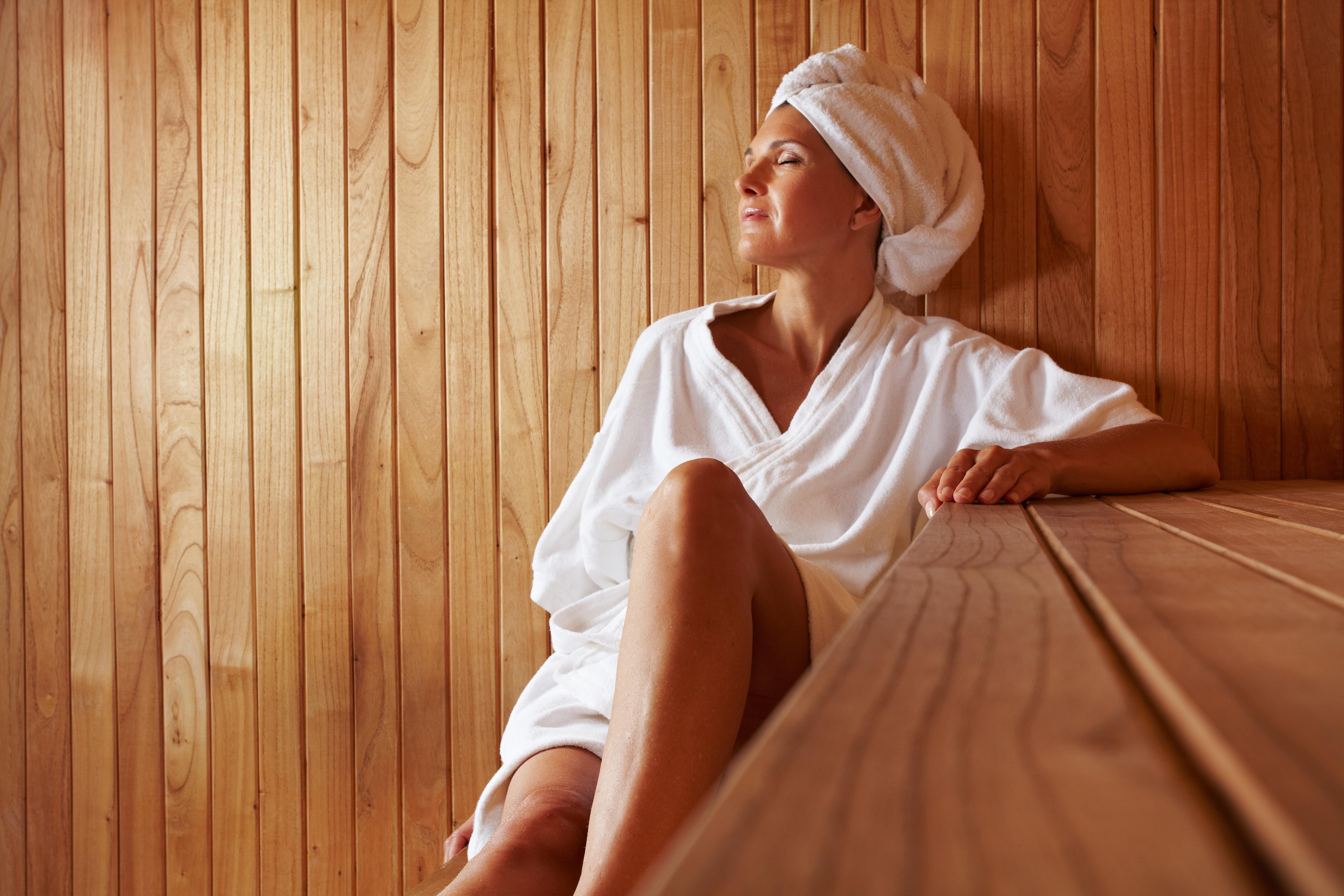 Benefícios da Sauna Para a Pele e o Cabelo