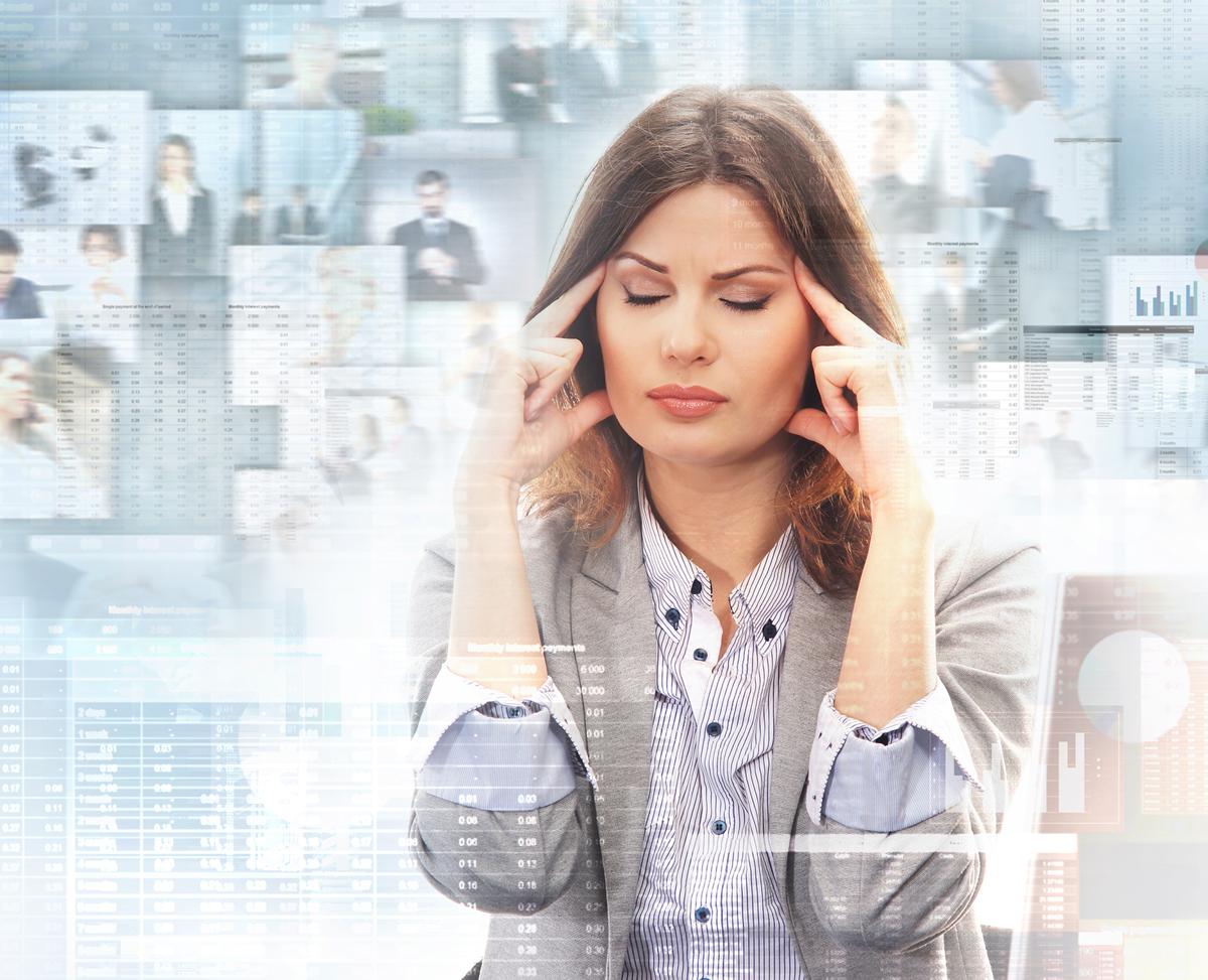 Como Nos Afeta o Estresse e a Ansiedade