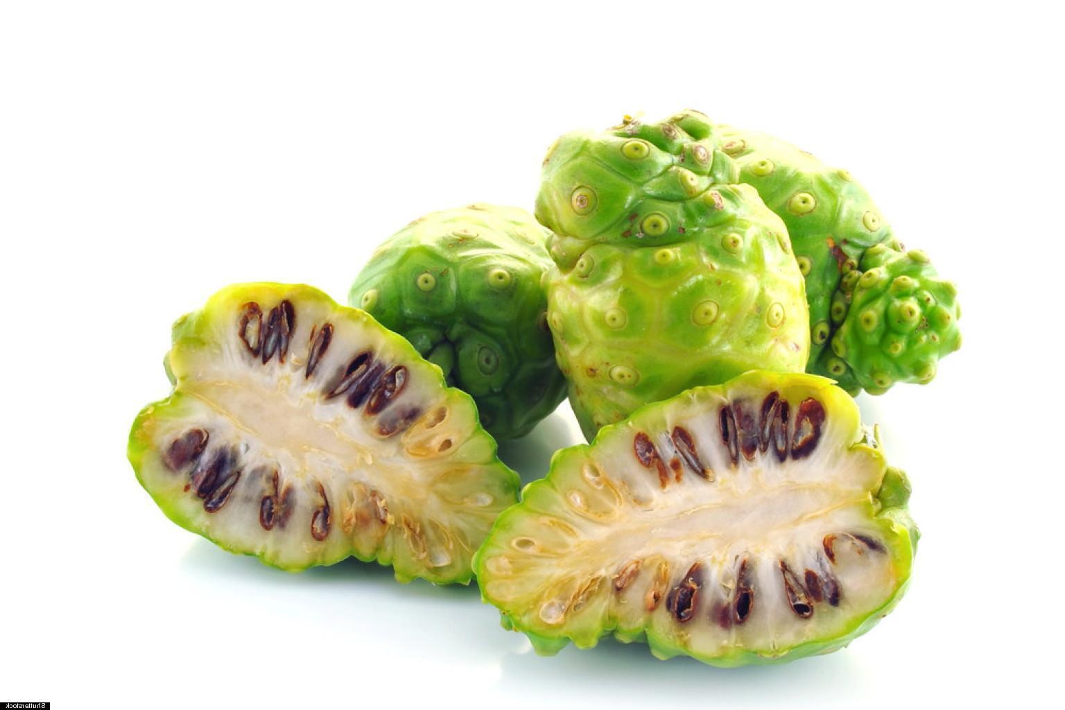 Contraindicações da Fruta Noni