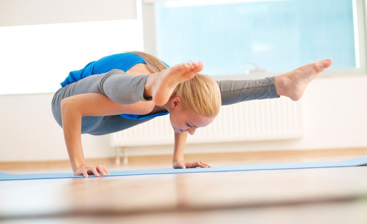 Que Tipo de Yoga Devo Fazer