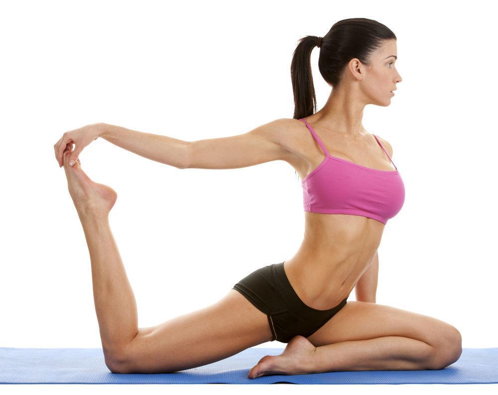 Como Melhorar a Flexibilidade
