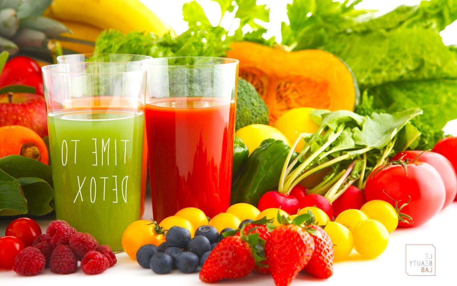 """O Mito das Dietas e Estratégias de Desintoxicação ou """"Detox"""""""