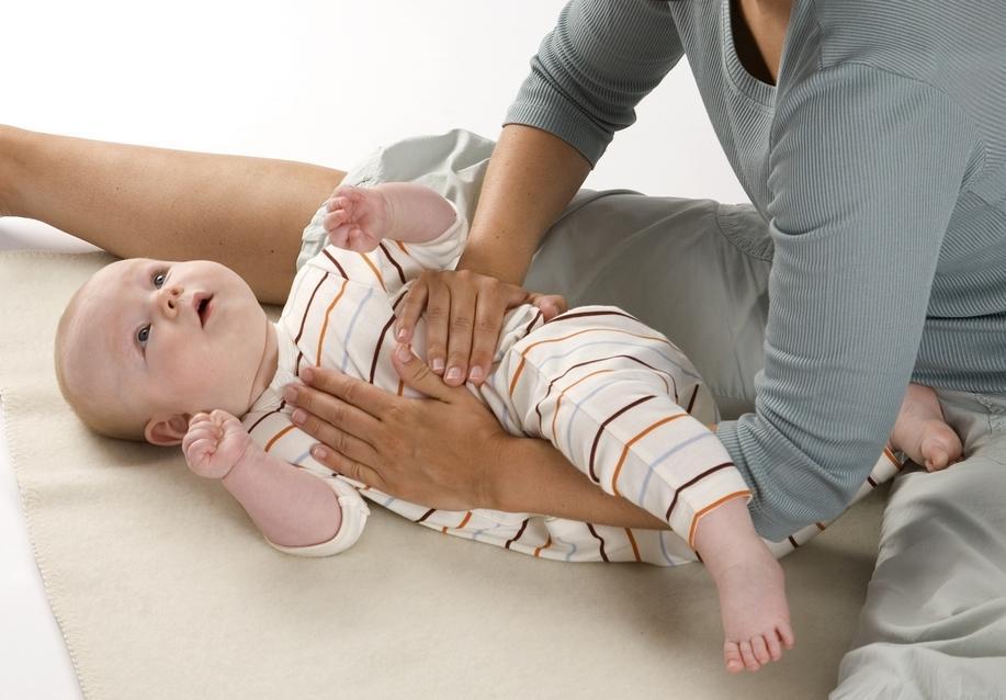 Benefícios do Shiatsu Para os Bebês