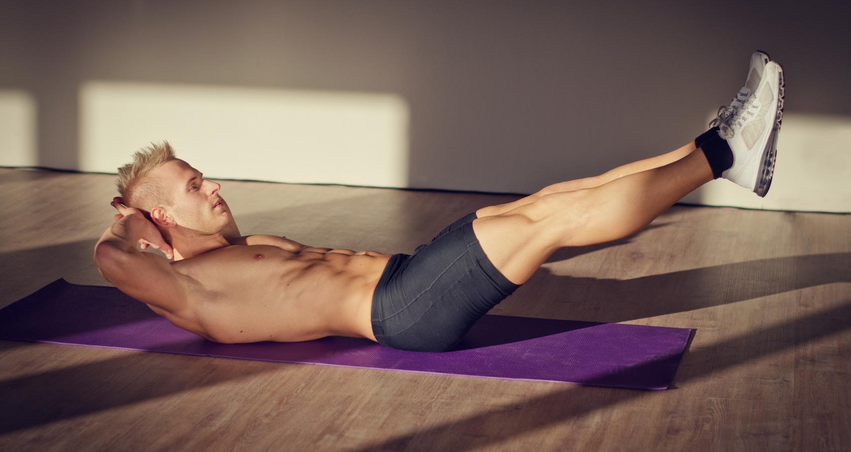 Cinco Exercícios Para Fortalecer os Abdominais