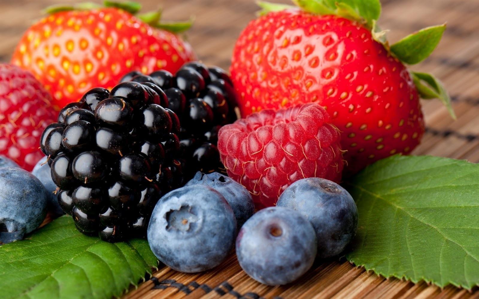 Tabela de Frutas de Baixas Calorias