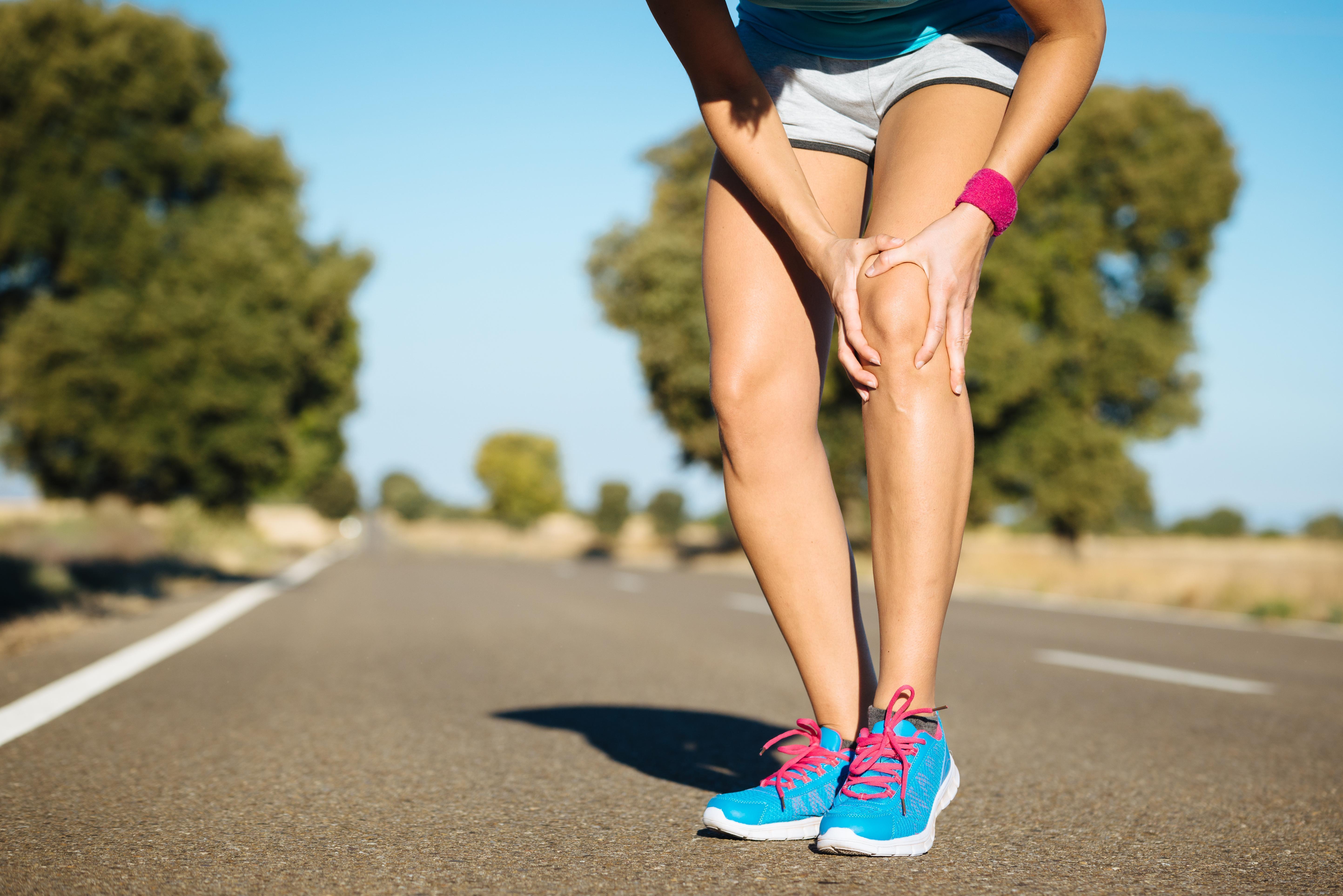 Aprenda a evitar lesões nos joelhos