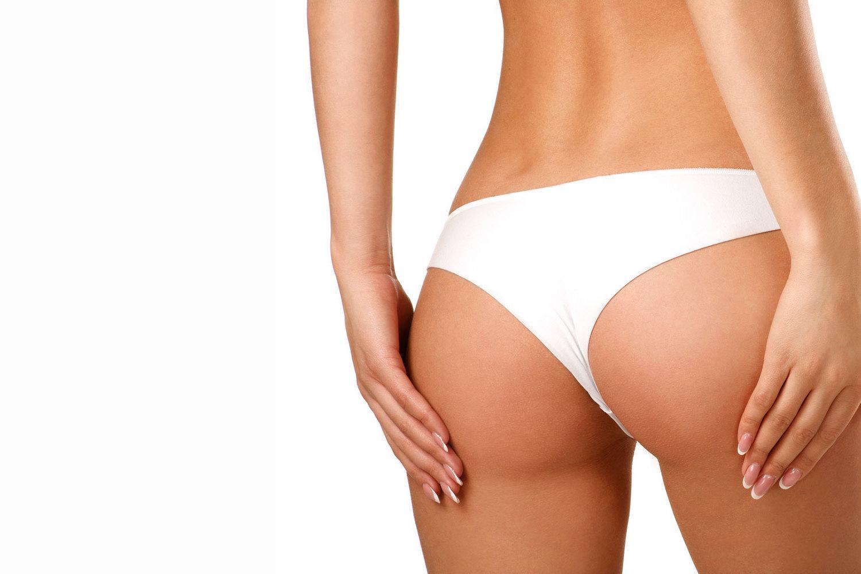 Gluteoplastia Com Injeção de Gordura Para Aumentar os Glúteos