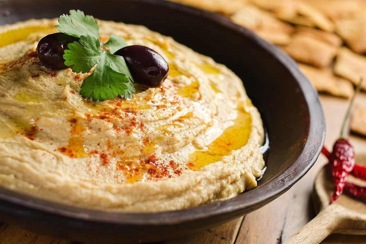 Benefícios do Hummus Para as Mulheres