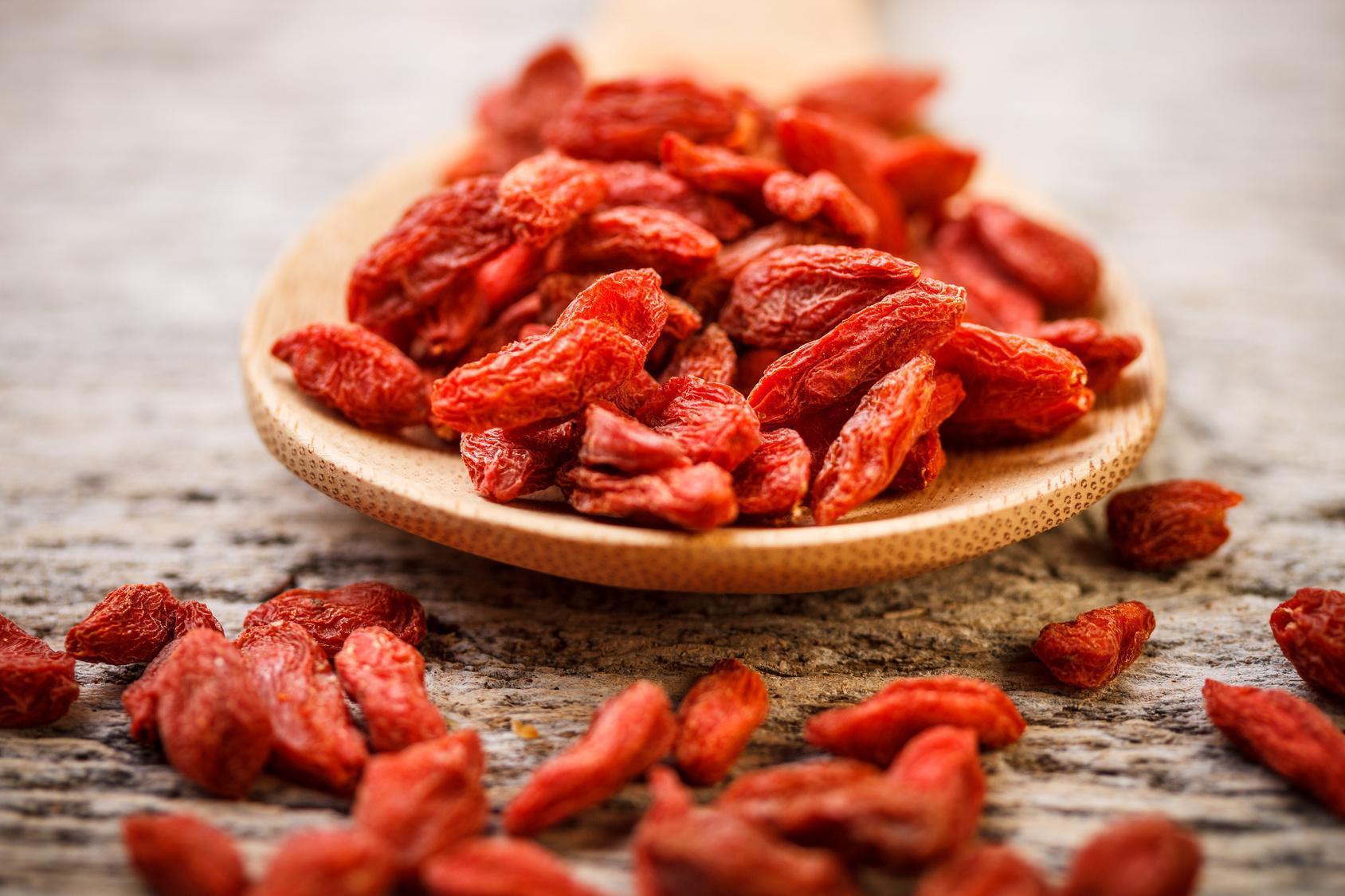 Contraindicações do Goji Berries