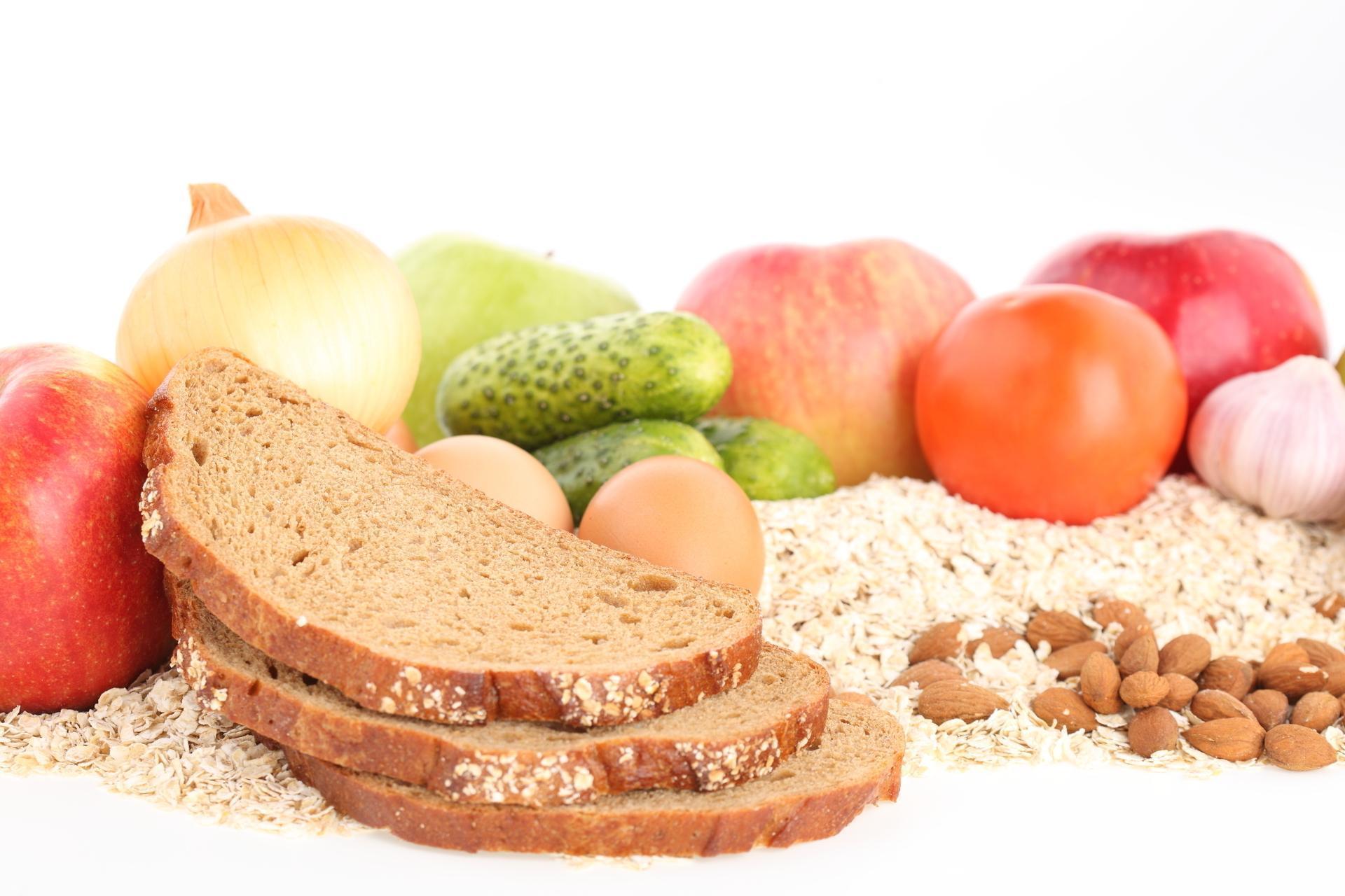 Fibra Dietética Solúvel e Insolúvel Para Baixar o Colesterol