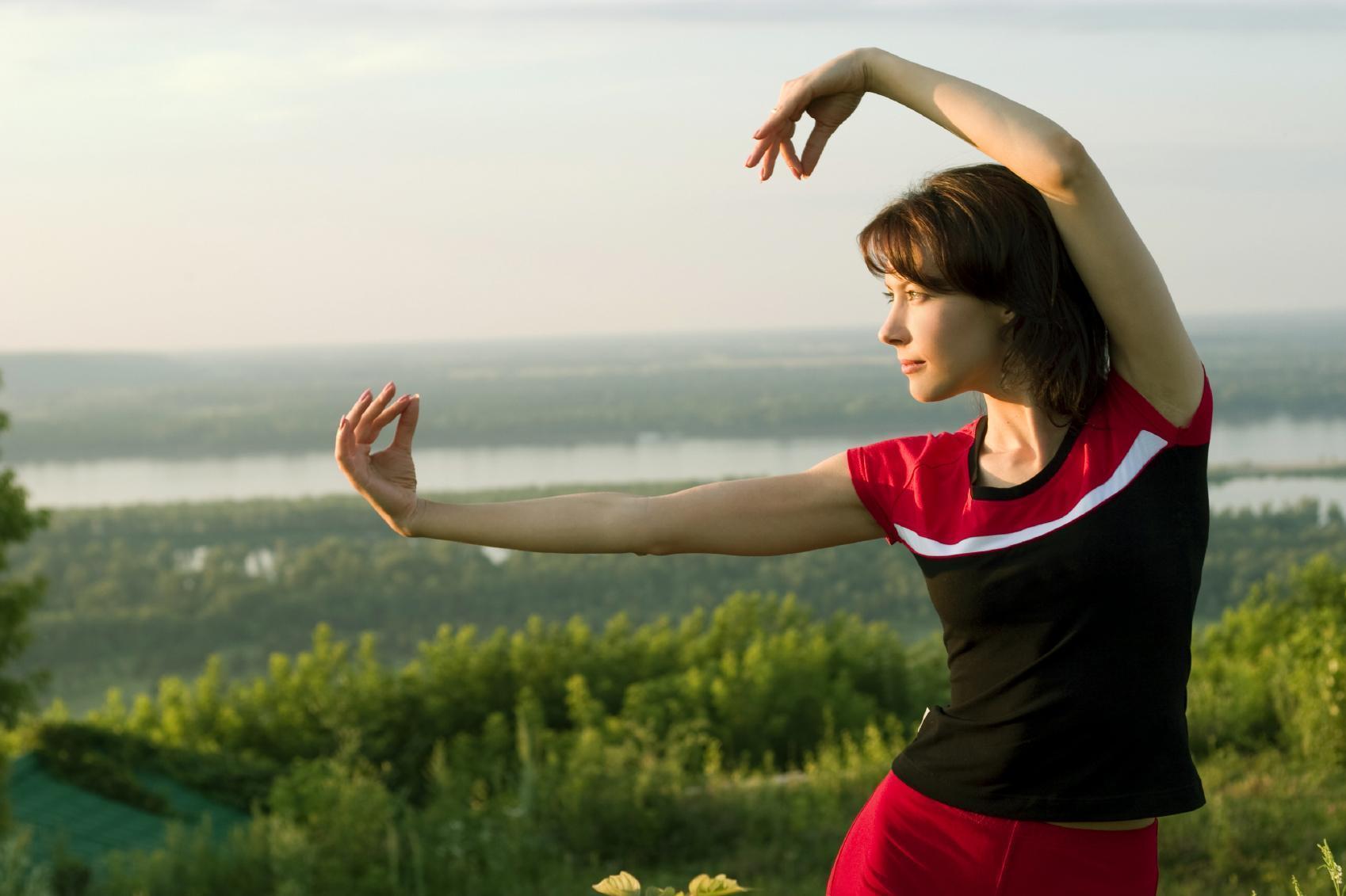 Tai Chi: Meditação em Movimento