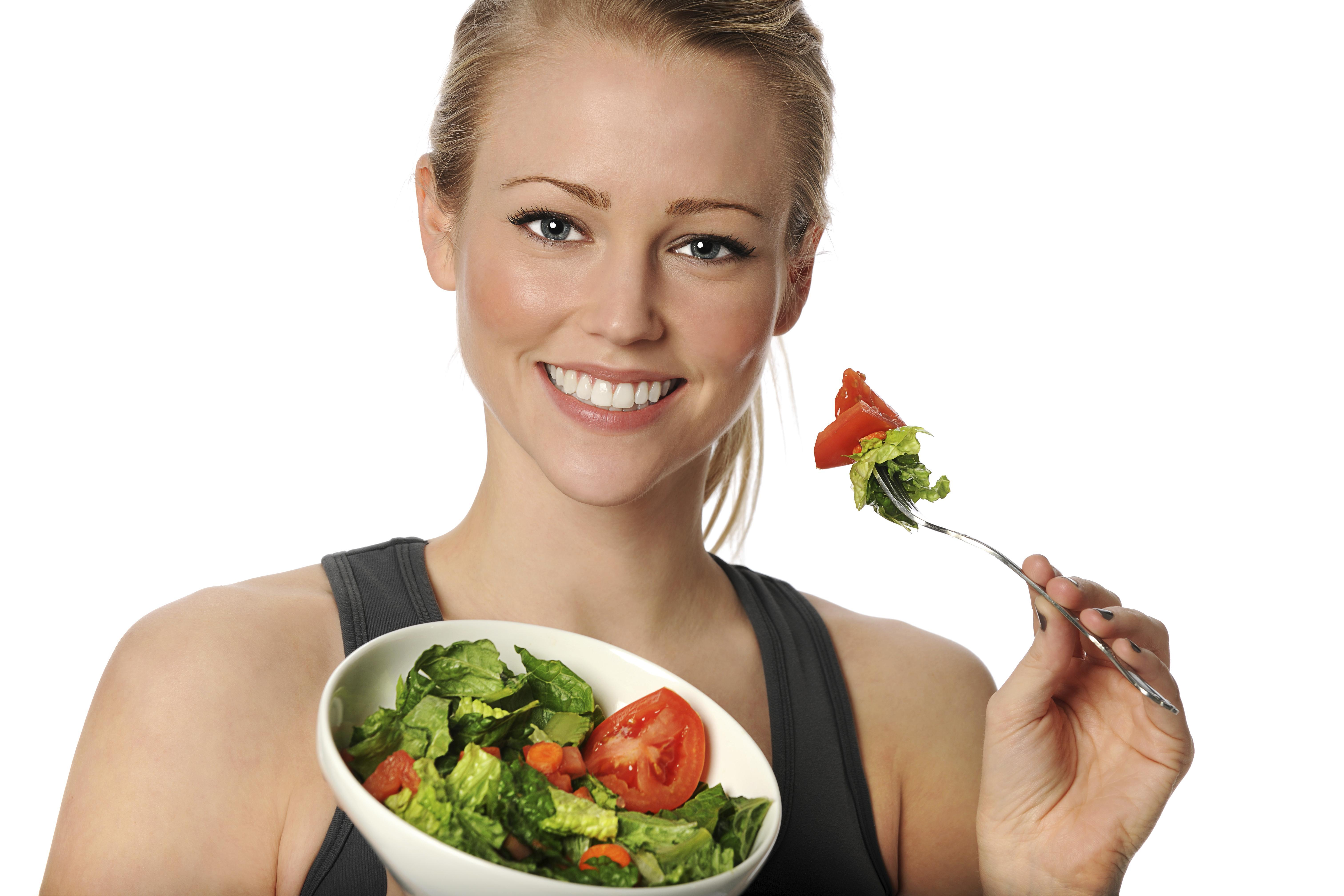 A Dieta Antes de Ficar Grávida